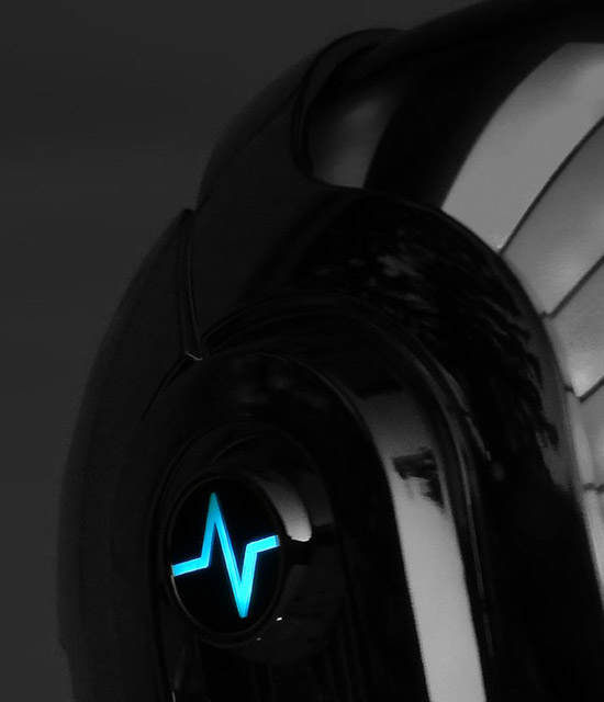 LoveProps Daft Punk Helmet